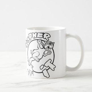 GOPHER ÉL taza de café