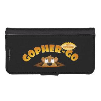 Gopher-Go iPhone SE/5/5s Wallet