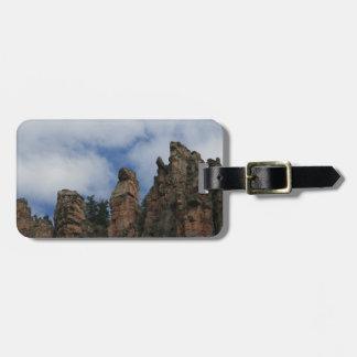 Gopher Rock Luggage Tag