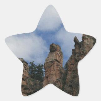 Gopher Rock Star Sticker
