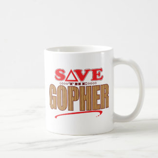 Gopher Save Coffee Mug