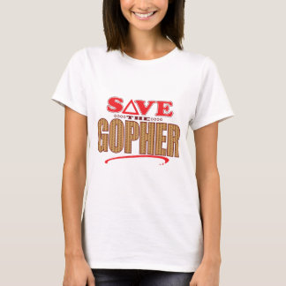 Gopher Save T-Shirt