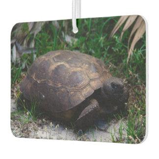 Gopher Tortoise Car Air Freshener