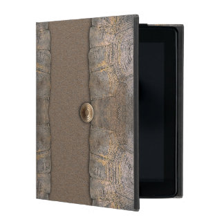 Gopher Tortoise Shell Clutch iPad Folio Case