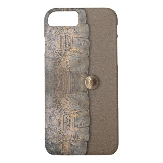 Gopher Tortoise Shell Clutch iPhone 8/7 Case