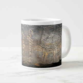 Gopher Tortoise Shell Design Large Coffee Mug
