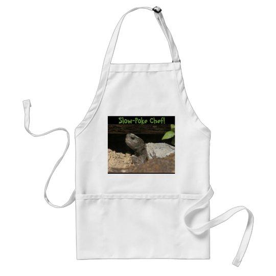 Gopher Tortoise Slow Cooker! Adult Apron