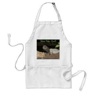 Gopher Tortoise Slow Cooker Aprons