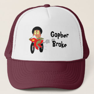 GopherBroke Trucker Hat