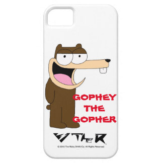 Gophey the Gopher iPhone Case