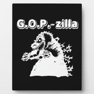 GOPZILLA.png Plaques