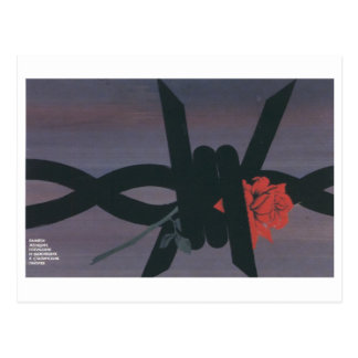 Gorbachev 188 postcard