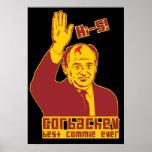 ¡Gorbachev hi-5! Poster