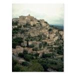 Gordes, Provence, Francia Tarjetas Postales
