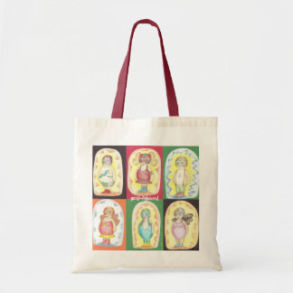 Gordi-Figthers Budget Tote Bag