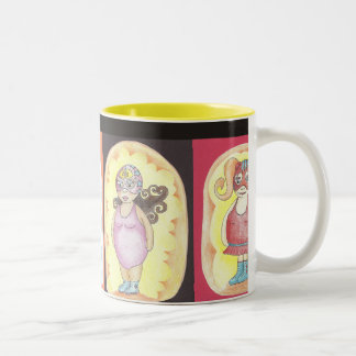 Gordi-Figthers Coffee Mug