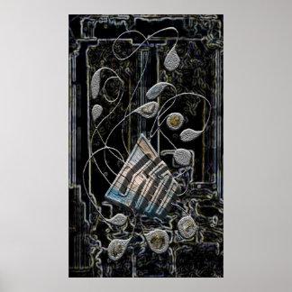 Gordian Harp Posters