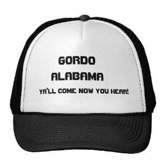 Gordo Alabama Cap Trucker Hat