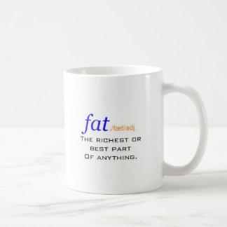 Gordo - definido taza