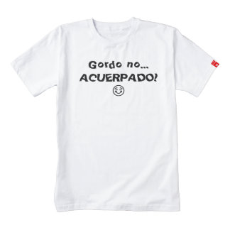 Gordo Yo? Zazzle HEART T-Shirt