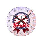 Gordon, AL Reloj
