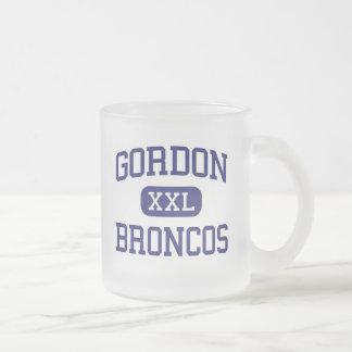 Gordon - Broncos - Junior - Gordon Nebraska Coffee Mugs
