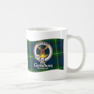 Gordon Clan Coffee Mug