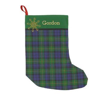 Gordon Clan Custom Christmas Stocking