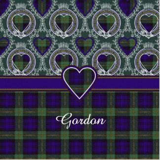 Gordon clan Plaid Scottish tartan Cutout
