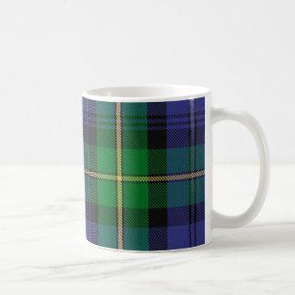 Gordon Clan Tartan Mug