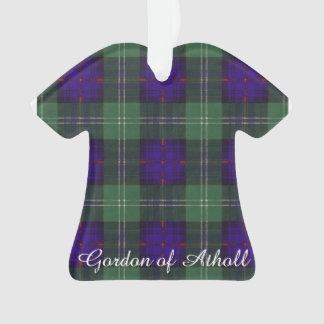 Gordon del tartán escocés de la falda escocesa de
