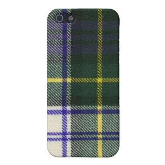 Gordon Dress Modern Tartan iPhone 4 Case