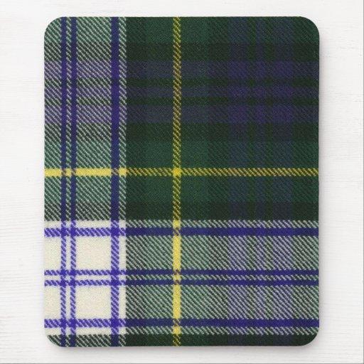 Gordon dress modern tartan mousepad zazzle