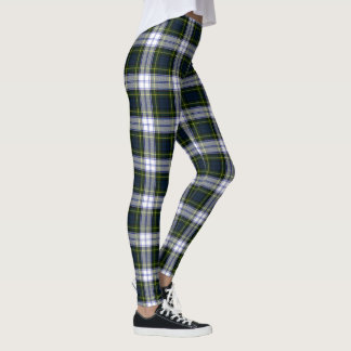 Gordon Dress Tartan Plaid Leggings