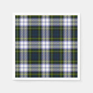 blue checkered paper napkins Light blue gingham paper napkins set to celebrate with blue, pink & yellow gingham napkins, gingham table runners, gingham baby shower decorations, gingham baby.