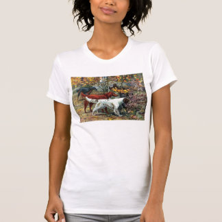 Gordon, Irish and English Setters shirt