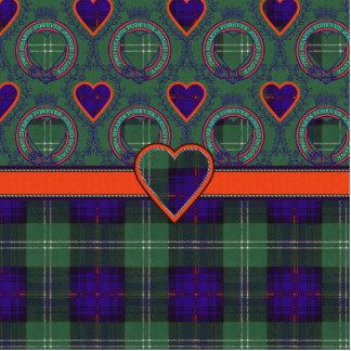 Gordon of Atholl clan Plaid Scottish kilt tartan Cutout
