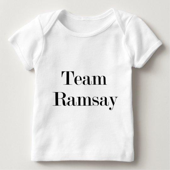 Gordon Ramsay, Hell's Kitchen Chef Baby T-Shirt