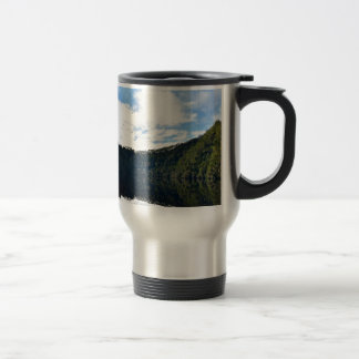 GORDON RIVER TASMANIA AUSTRALIA TRAVEL MUG