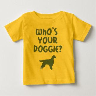 Gordon Setter Baby T-Shirt