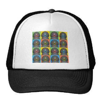 Gordon Setter Cartoon Pop-Art Trucker Hat