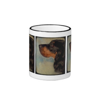 Gordon Setter Ceramic Mug