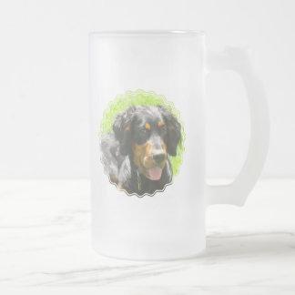 Gordon Setter Dog Beer Mug