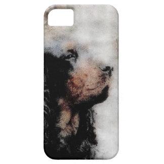 Gordon Setter Grunge iPhone 5 Case