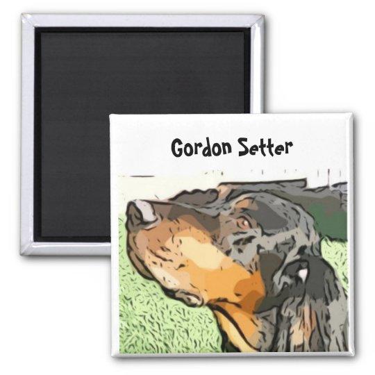 Gordon Setter Magnet