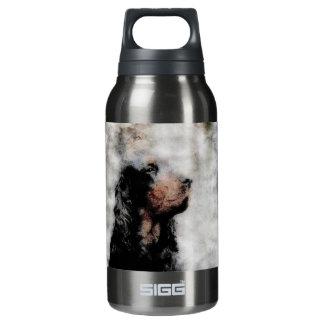 Gordon Setter Majesty 10 Oz Insulated SIGG Thermos Water Bottle