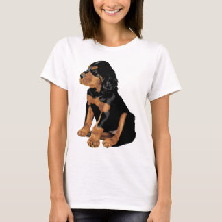 Gordon Setter Puppy T-Shirt