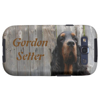 Gordon Setter Samsung Galaxy S Case