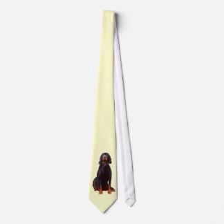 gordon setter tie neckties