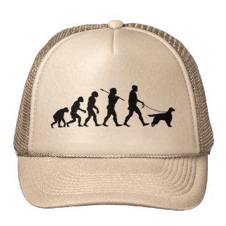 Gordon Setter Trucker Hat